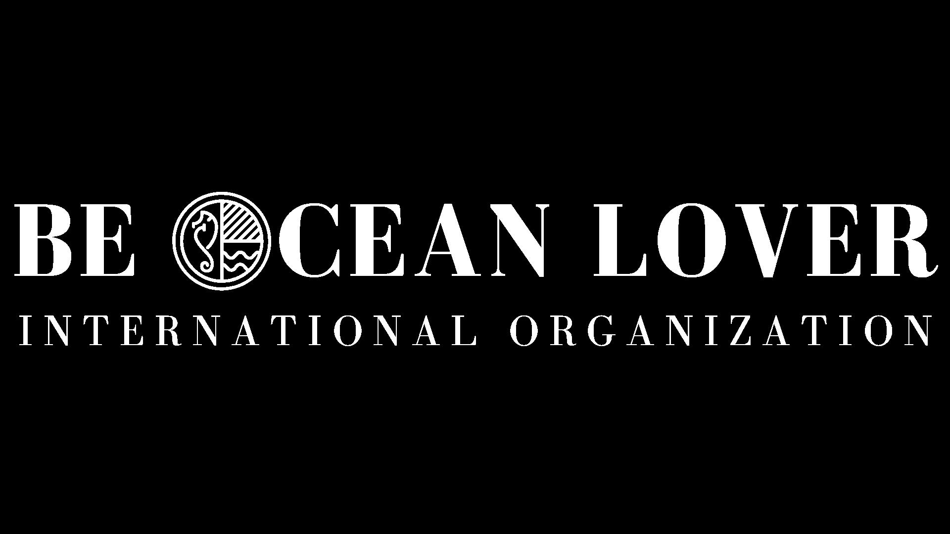 Be Ocean Lover | For a Better World